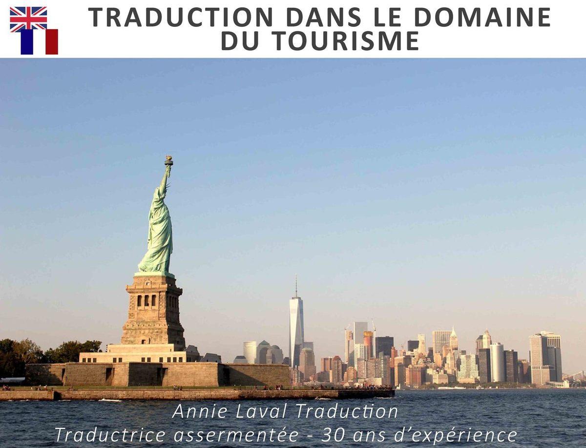 Traduction dans le tourisme